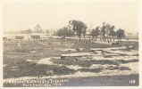 Bayonet Runway and Trenches, Fort Sheridan 1917