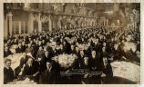 Reunion Banquet of the Men Who Trained at the First and Second Fort Sheridan Officers Training...