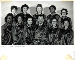 1967 Womens Basketball Team.  92.24.1950