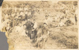3rd P.T.R. Trench Work, Fort Sheridan 1917