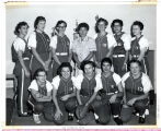 WAC Softball Team.  92.24.2045