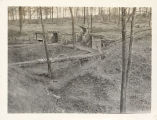Trenches, Fort Sheridan