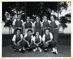 WAC Softball Team.  92.24.1959