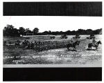 Cief of Staff Gen. Summerall Reviews Ft. Sheridan Troops (D. Co. 2nd Inf) Sept 22, 1930. ...