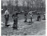 Soldiers at Firing Range.  92.24.2308