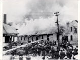 Laundry Fire, June 8, 1932.  92.24.2312